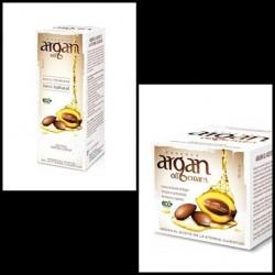 Pack Argan Crema + Serum...
