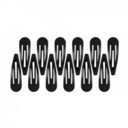 12 Ranitas 7cm Negras Eurostil