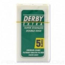 Caja 5 Cuchillas Derby...