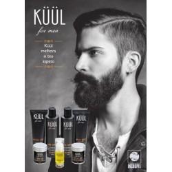 Aceite para bigote y barba...