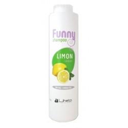 Champu Funny sin sal Limon...
