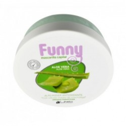 Mascarilla Funny Aloe Vera...