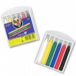 Estuche 6 Colores Barra...