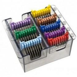 Caja Peines Metalicos 8...