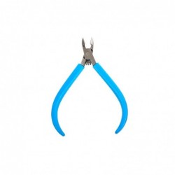 Alicate uñas mango azul Loy...