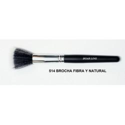 Brocha Fibra Natural 514...
