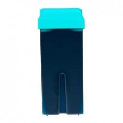 Cartucho cera semifria Azul...